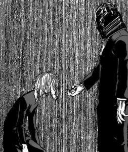 Tomura Shigaraki and All for One