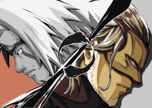 Is Kashin Koji Anything Like Jiraiya Boruto Naruto Next Generations