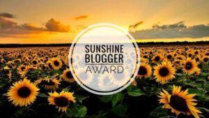 sunshine-blogger-award june 2020 myanime2go second nomination