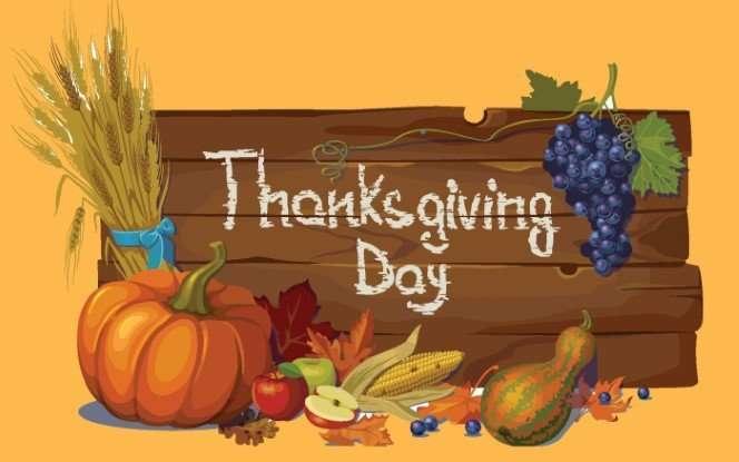Thanksgiving-Day Thankful Tag