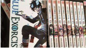 manga to be read