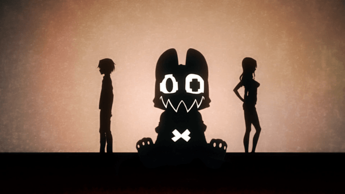 gleipnir-review-anime-shuuichi-mascot-monster-clair