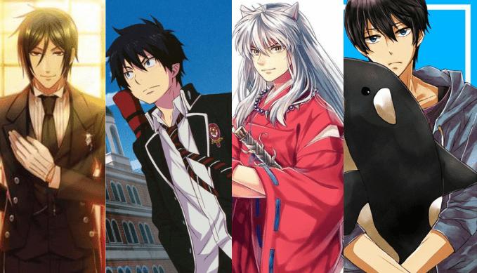 cutest anime guys