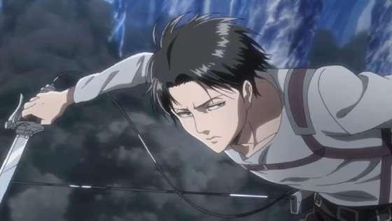 Levi-Ackerman-Shingeki no Kyojin (Attack on Titan) 10 Anime Boys You Can DEFINITELY Crush On