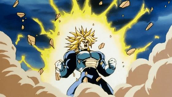 power up anime