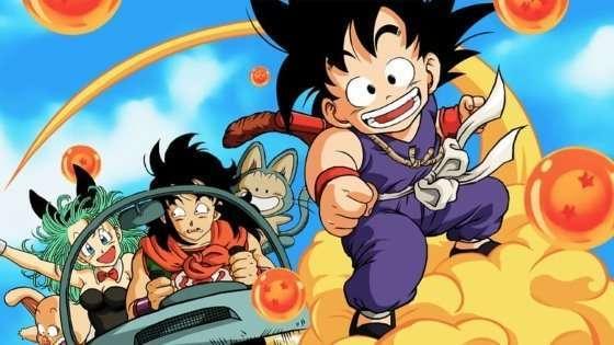 Dragon Ball season 1 some of the main cast episode 33