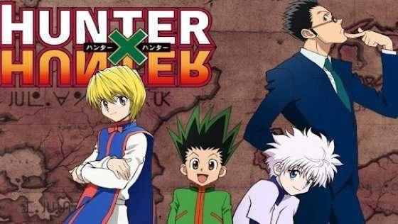 Hunter x Hunter main cast 1999