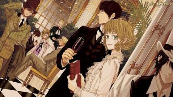 Lizzie-Newton-Victorian-Mysteries-Lady-Detective-main-cast-best-detective-manga