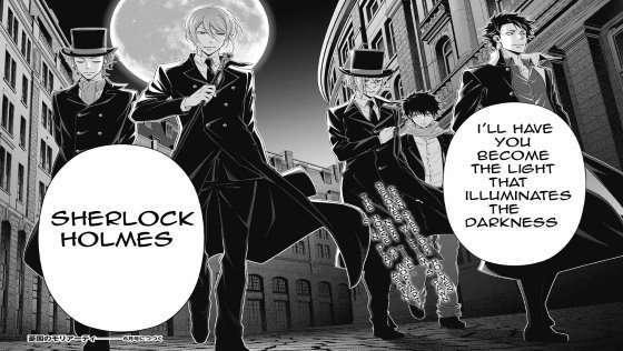 Moriarty the Patriot Yuukoku no Moriarty manga Best-manga-Top 25 Detective Manga of All Time We Love