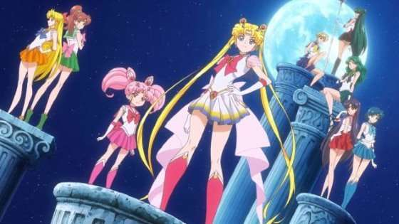 Pretty Guardians Sailor Moon Eternal The Movie sailor-moon-cast