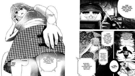 Remote-manga-.remote.-Ayaki-Kurumi-Himuro-Kouzaburo