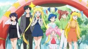 Sailor Moon Eternal Movies Review Watch It or Skip It