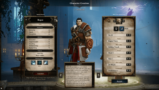 divinity character creation