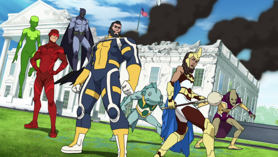 Invincible-Guardians_of_the_Globe_protecting-the-white-house