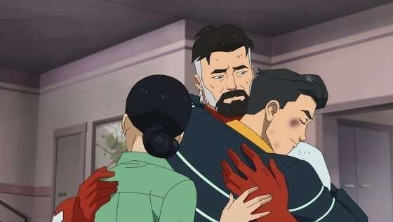 invincible-tv-series-grayson-family-hugging